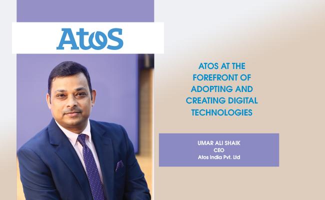 Atos at the forefront of adopting and creating digital technol