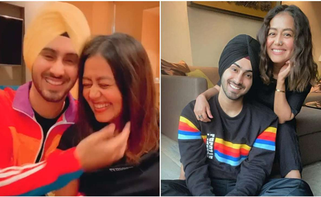Amidst rumours, Neha Kakkar confirms relationship with Rohanpreet Singh