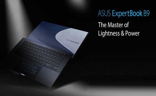 ASUS India unveils ExpertBook B9 - Next-Generation Brilliance