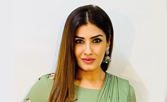 Raveena doesn't respond to trolls, cut them away from her life