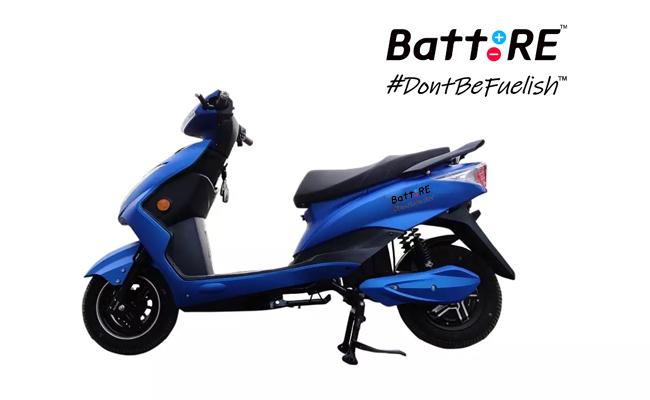 BattRE and REVOS Launches India's First Low-Cost
