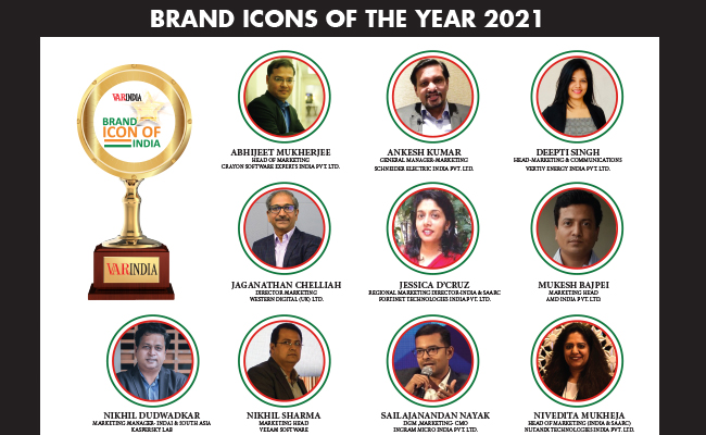 BRAND ICONS OF INDIA