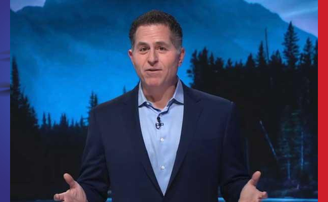Building Toward A Hybrid & Distributed Future: Michael Dell