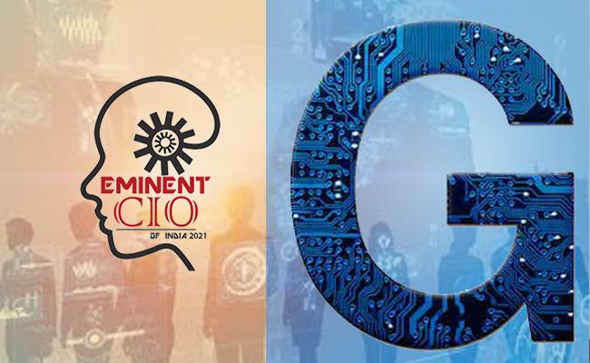 Eminent CIO's Of India 2021 - List G