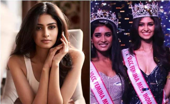 Daughter of A Rickshaw Driver Manya Singh chosen Miss India 2020 Runner-Up