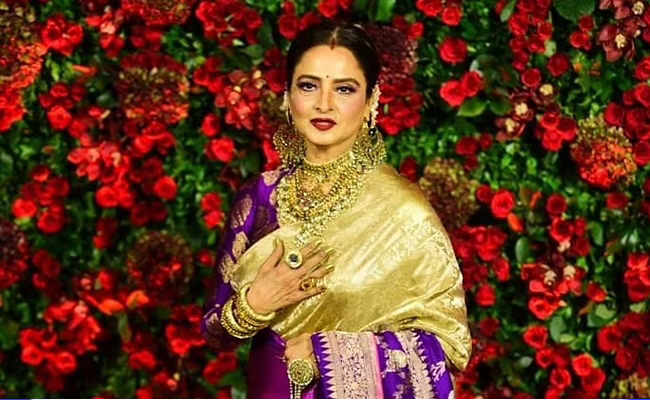 Did any woman fall for a married man: Rekha responds