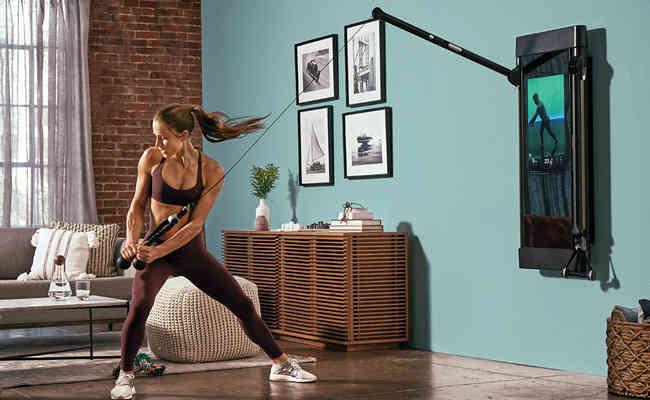 Digital fitness startup Tonal bags $250 million funding