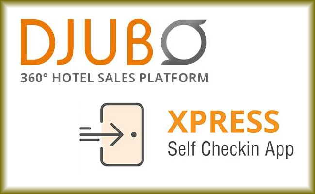 DJUBO launches hotel self-check-in experience: DJUBO Xpress
