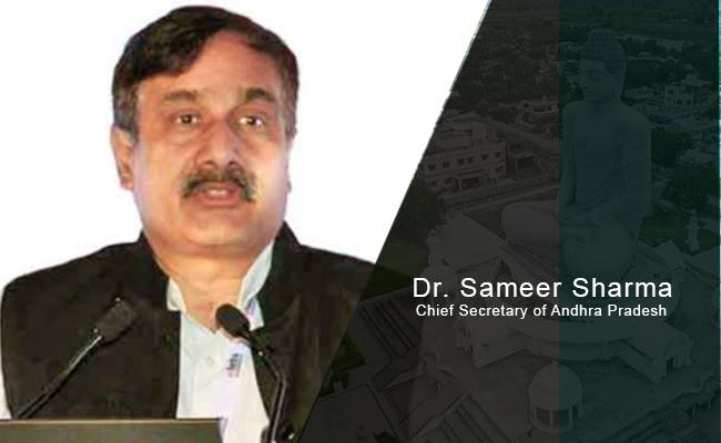 Dr. Sameer Sharma appointed as the Chief Secretary of Andhra Pradesh