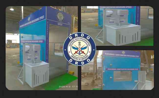 DRDO comes out with personnel sensitization enclosure