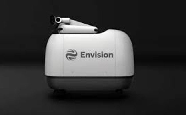 Envision unveils 'Mochi', the China-Made Mobile Recharging Robot for EVs
