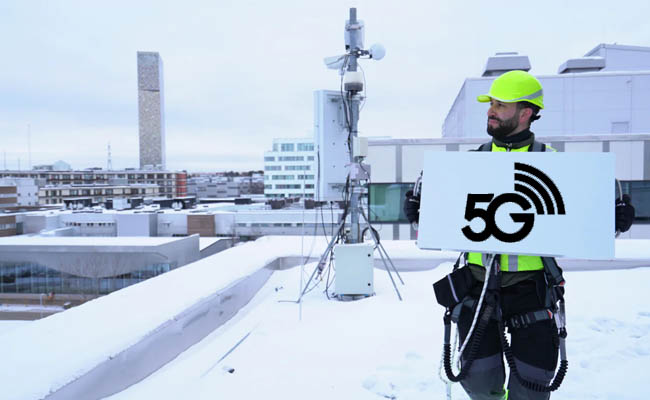 Ericsson to accelerate 5G mid-band rollouts with MIMO and RAN Compute solutions