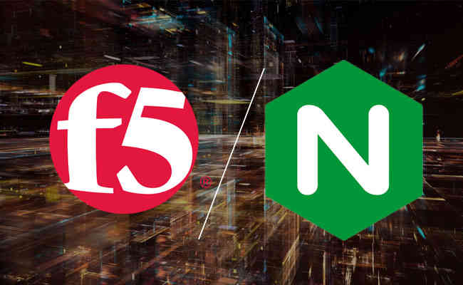 MY BRAND BOOK F5 completes the acquisition of NGINX