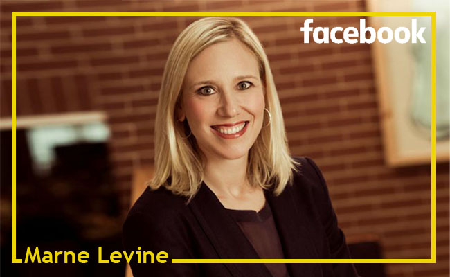 Facebook names Marne Levine as its first Chief Business Officer