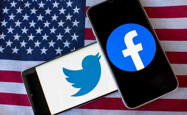 Facebook, Twitter CEOs in talks to testify at House hearing as early as March