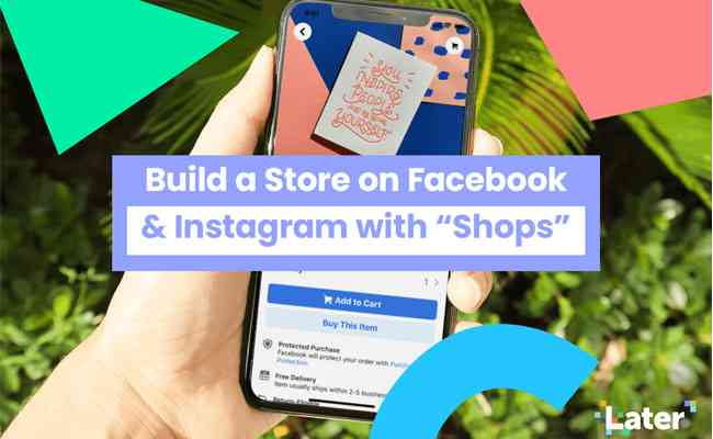 Facebook comes up with new feature – Shops to help small businesses