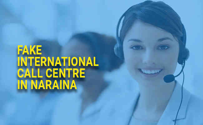 21 arrested from fake international call centre in Naraina for