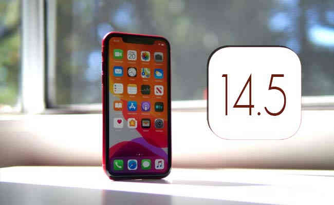 Finally iOS 14.5 update will arrive this month