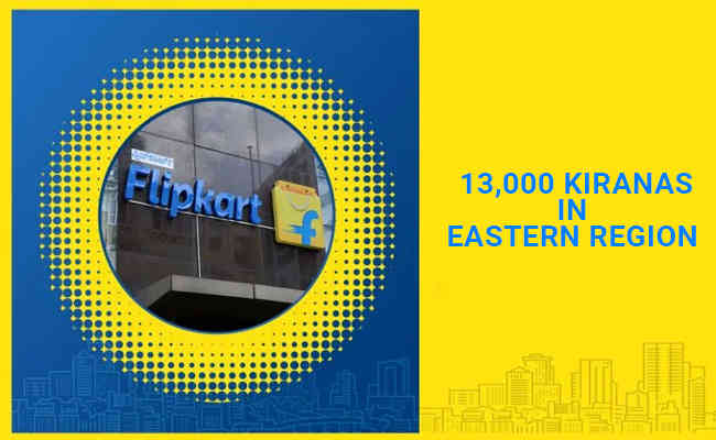 Flipkart onboards 13,000 kiranas in eastern region