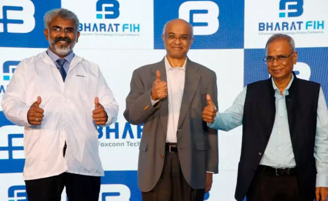 Foxconn's subsidiary - Bharat FIH sets up R&D center in India to encourage designing of 5G devices