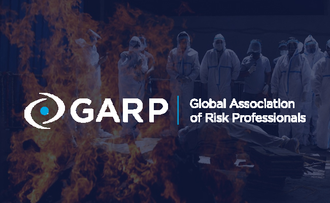 GARP Expresses Concern for COVID Situation in India