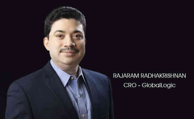 GlobalLogic names Rajaram Radhakrishnan as CRO
