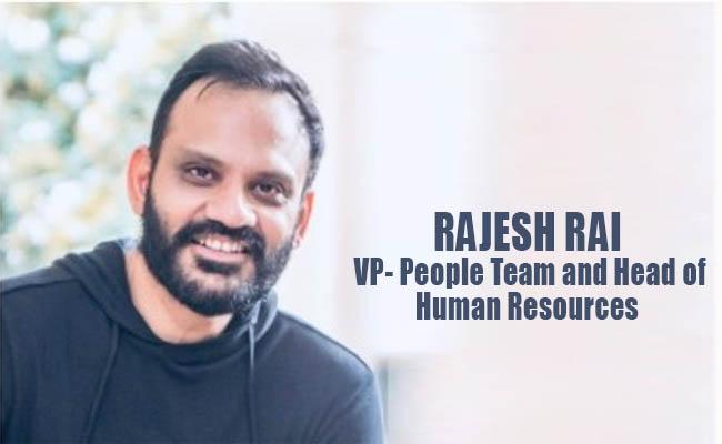 GlobalLogic names Rajesh Rai as VP- People Team and Head of Hu