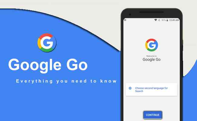 Google helps people to browse the web more privately with Google Go