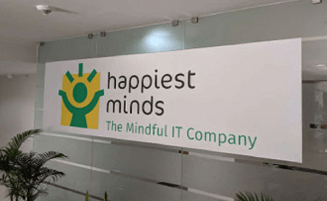 Happiest Minds Technologies joins hands with Yotta Infrastructure