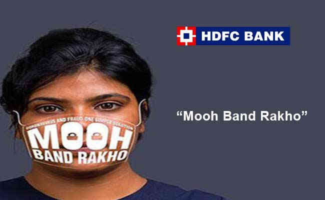HDFC Bank announces 'Mooh Band Rakho' campaign to create awareness on cyber frauds