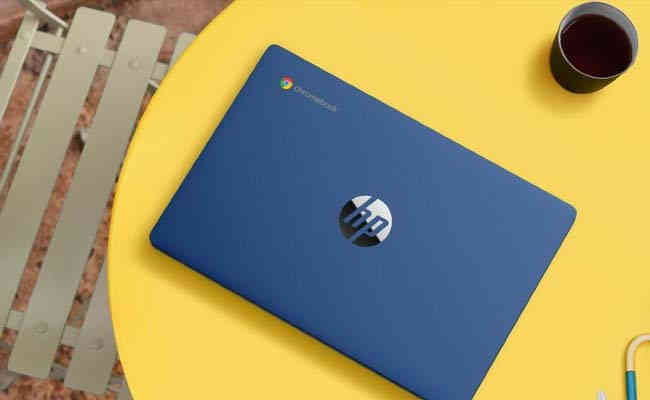 HP supports students with new Chromebook