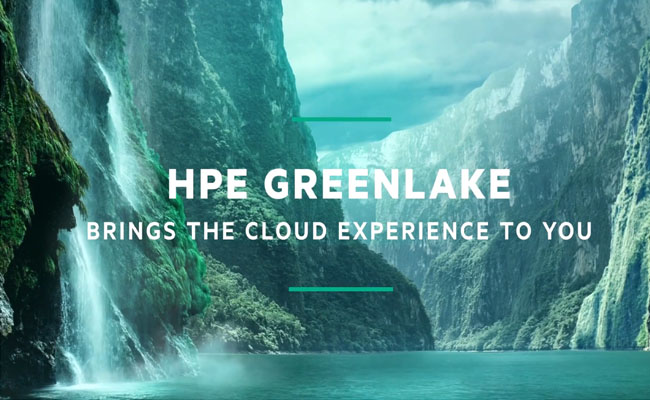 HPE delivers seamless cloud experience everywhere with HPE GreenLake Central