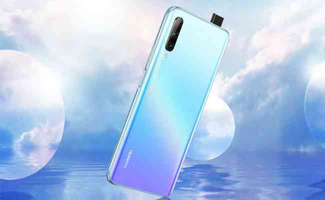 Huawei launches its Enjoy Z 5G with 48-Megapixel triple camera