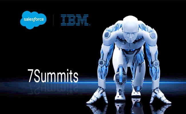 IBM enhances Salesforce capabilities with acquisition of 7Summits