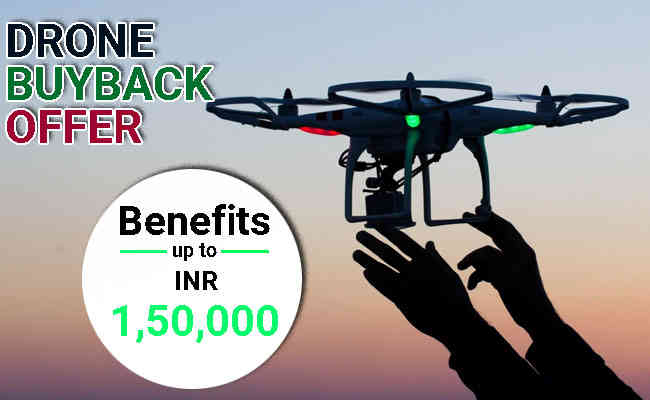ideaForge launches unique drone buyback offer with benefits up to INR 1.5 lakh