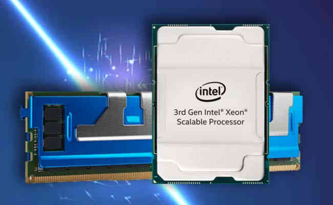 Intel launches it's new 3rd Generation Xeon Scalable processors
