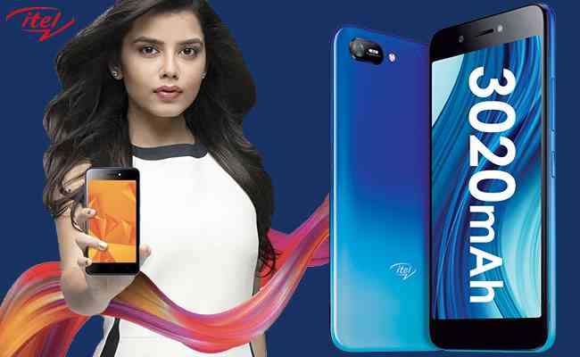 itel launches A25 with HD display priced under 4K