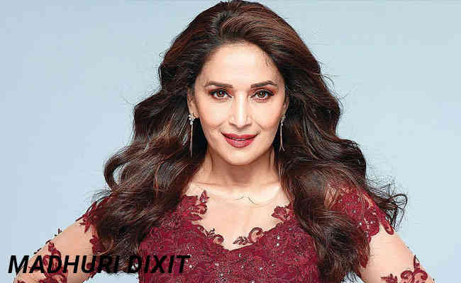 It's a great time for women to be in movies: Madhuri Dixit