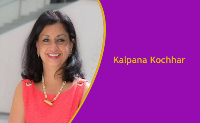 Kalpana Kochhar to join Bill and Melinda Gates Foundation after retiring from IMF