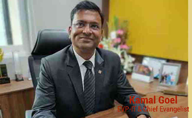 Kamal Goel joins Yotta Infrastructure as EVP-IT & Chief Evangelist