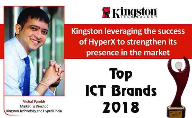 TOP ICT BRANDS 2018: KINGSTON TECHNOLOGY