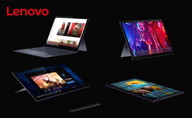 Lenovo unveils 2 new detachable PCs in India
