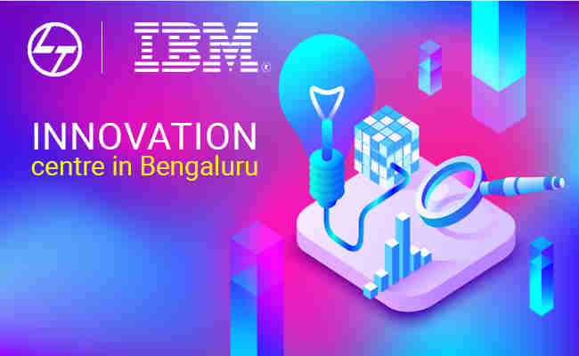 L&T Infotech and IBM together to set up innovation centre in B