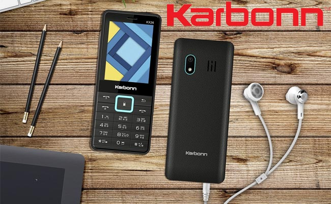 Karbonn Mobiles unveils 'Made in India', 'Made for India' range of feature-packed phones