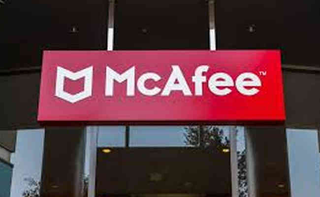 McAfee files for IPO