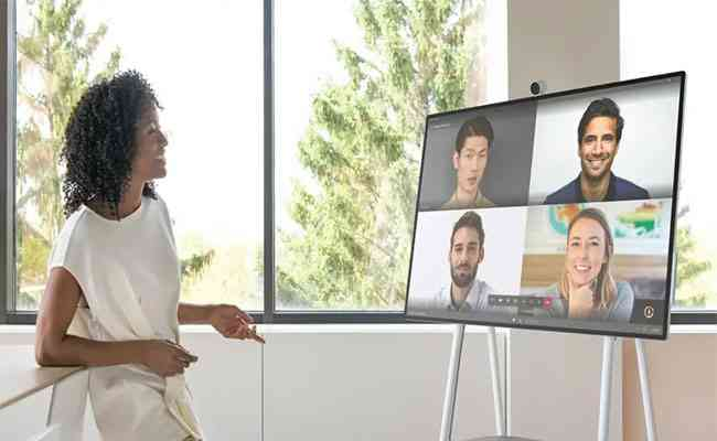 Microsoft announces availability of Surface Hub 2S