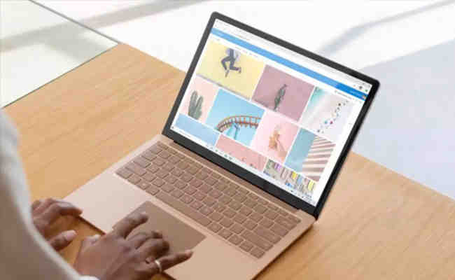 Microsoft debuts Surface Laptop Go in India at a starting pric