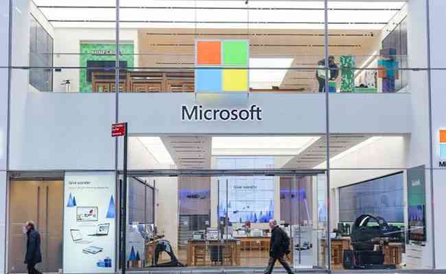 Microsoft to close physical stores, take $450 mn hit