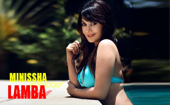 Minissha is in love just after her divorce