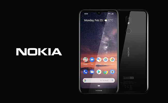 HMD Global introduces Nokia 3.2 with massive screen and two-day battery life